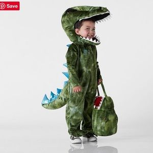 Pottery Barn ToddlerLight Up T-Rex Costume